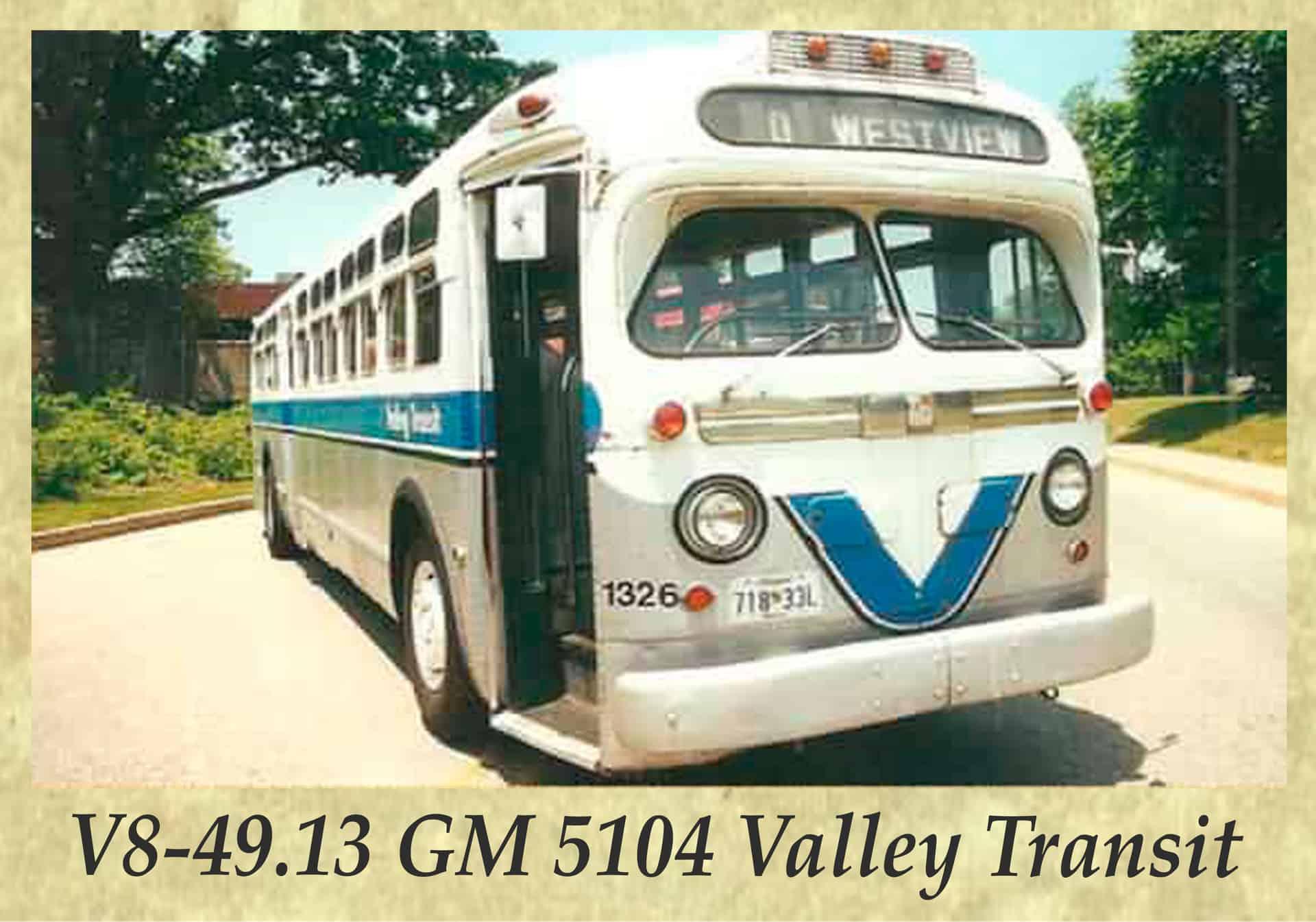 V8-49.13 GM 5104 Valley Transit