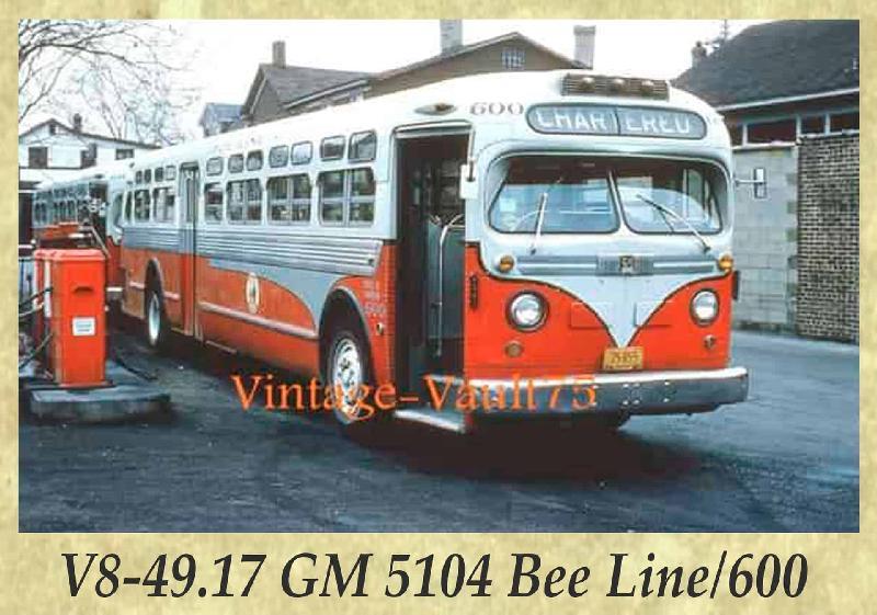 V8-49.17 GM 5104 Bee Line 600