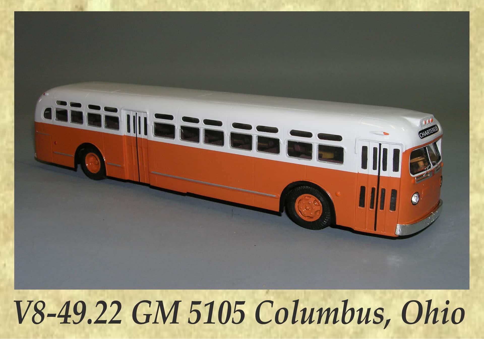 V8-49.22 GM 5105 Columbus, Ohio