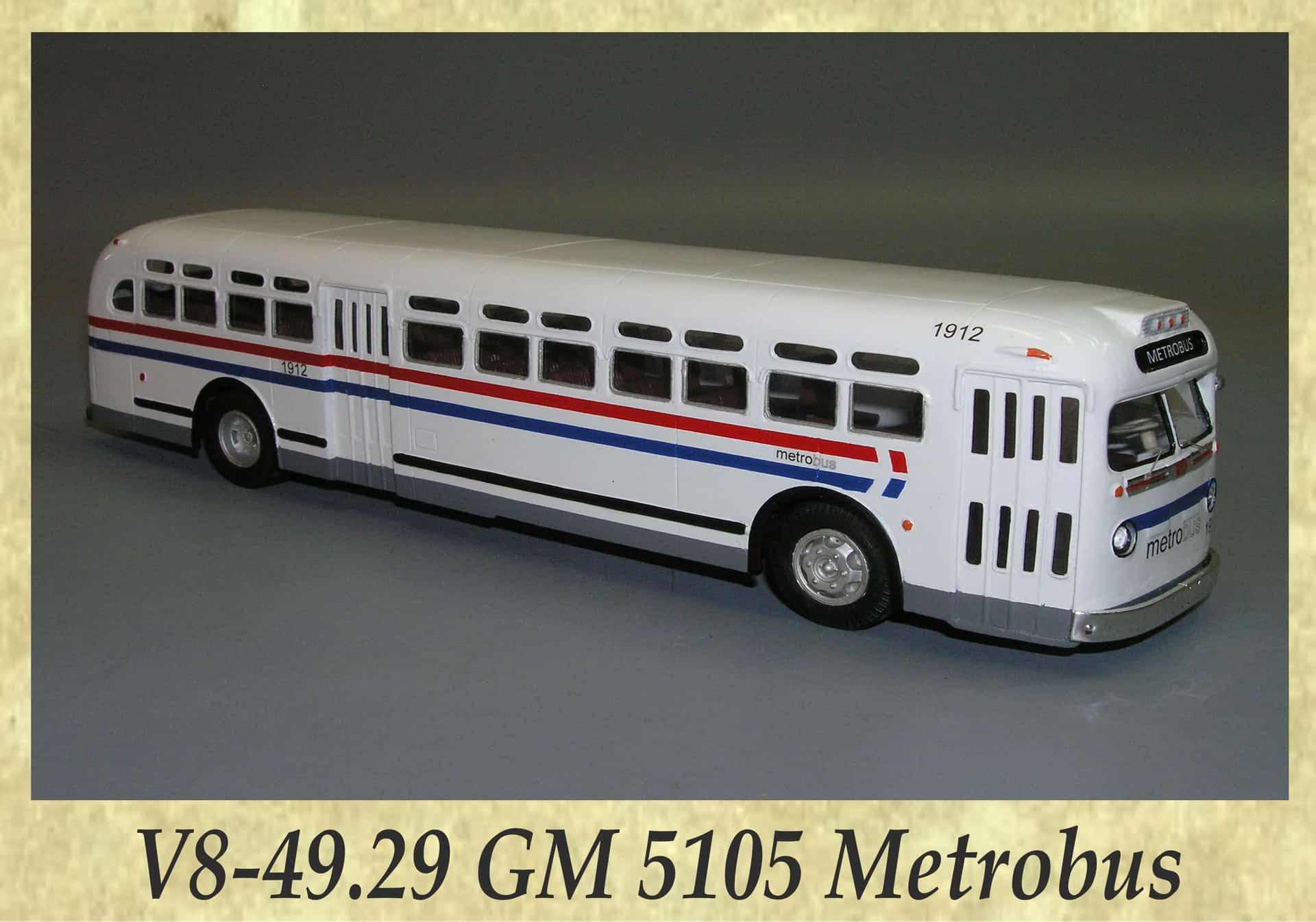 V8-49.29 GM 5105 Metrobus