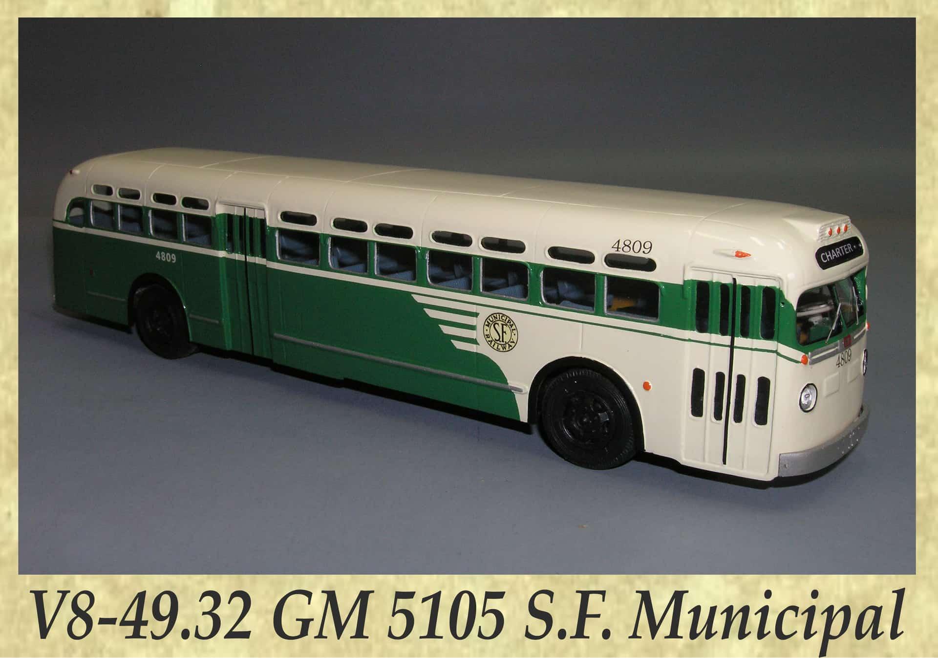 V8-49.32 GM 5105 S.F. Municipal