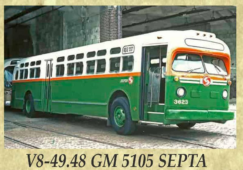 V8-49.48 GM 5105 SEPTA
