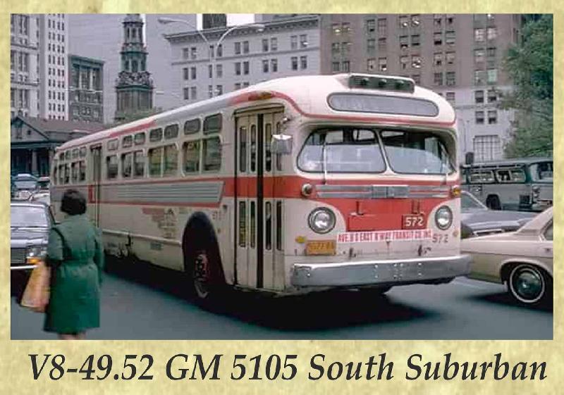 V8-49.52 GM 5105 South Suburban