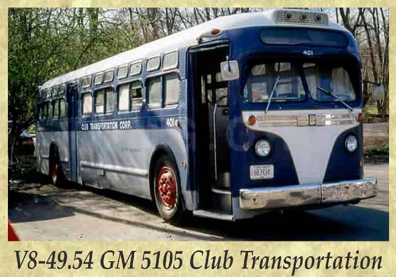 V8-49.54 GM 5105 Club Transportation