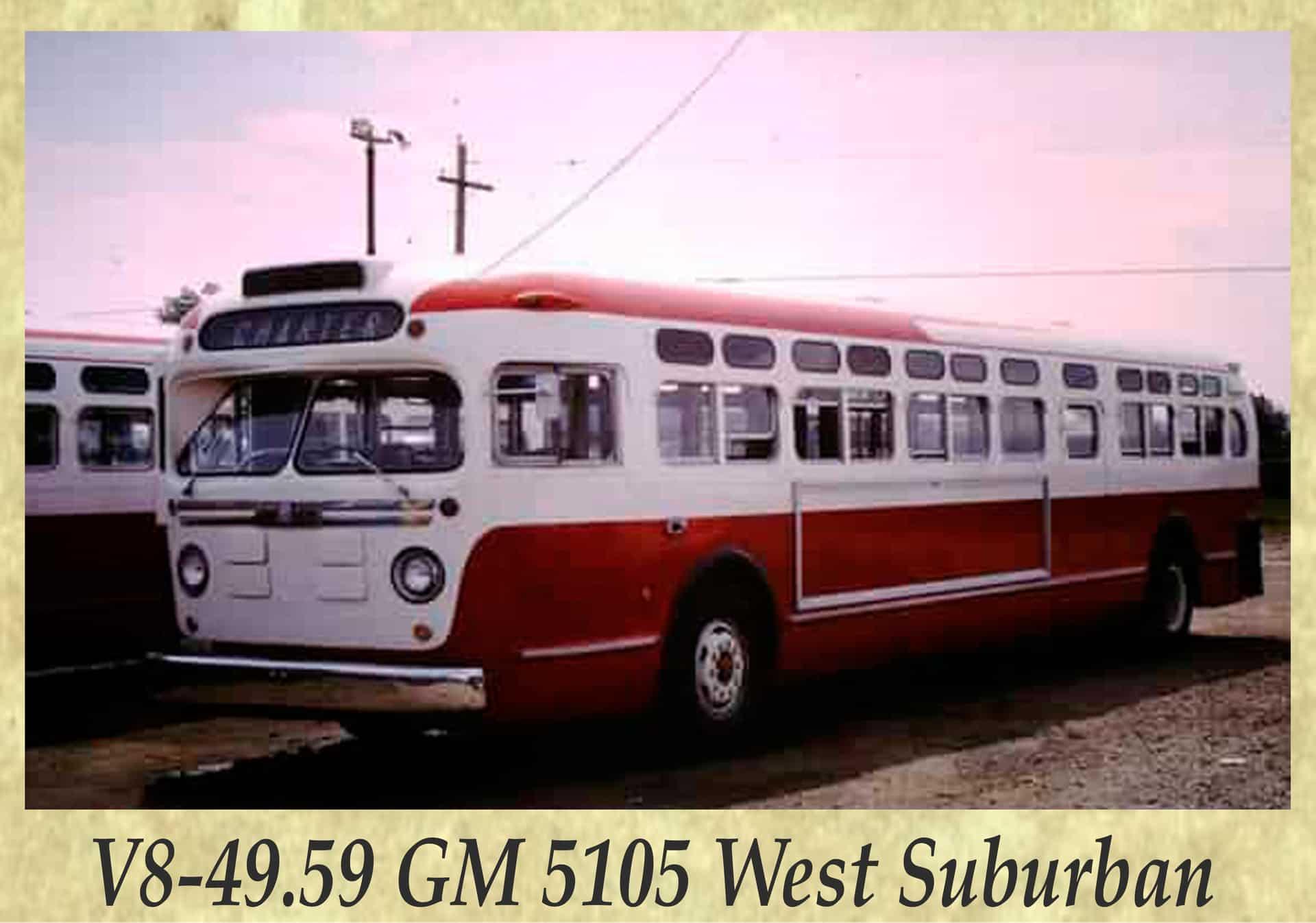 V8-49.59 GM 5105 West Suburban