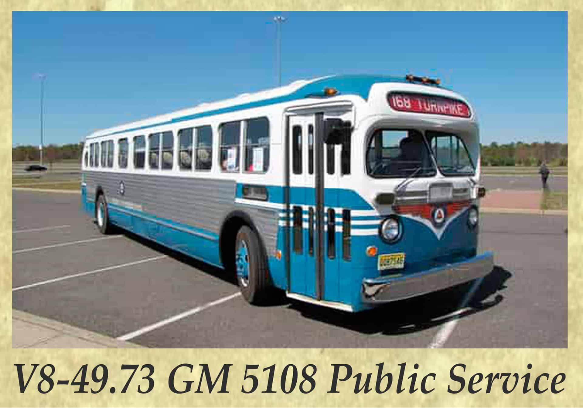 V8-49.73 GM 5108 Public Service