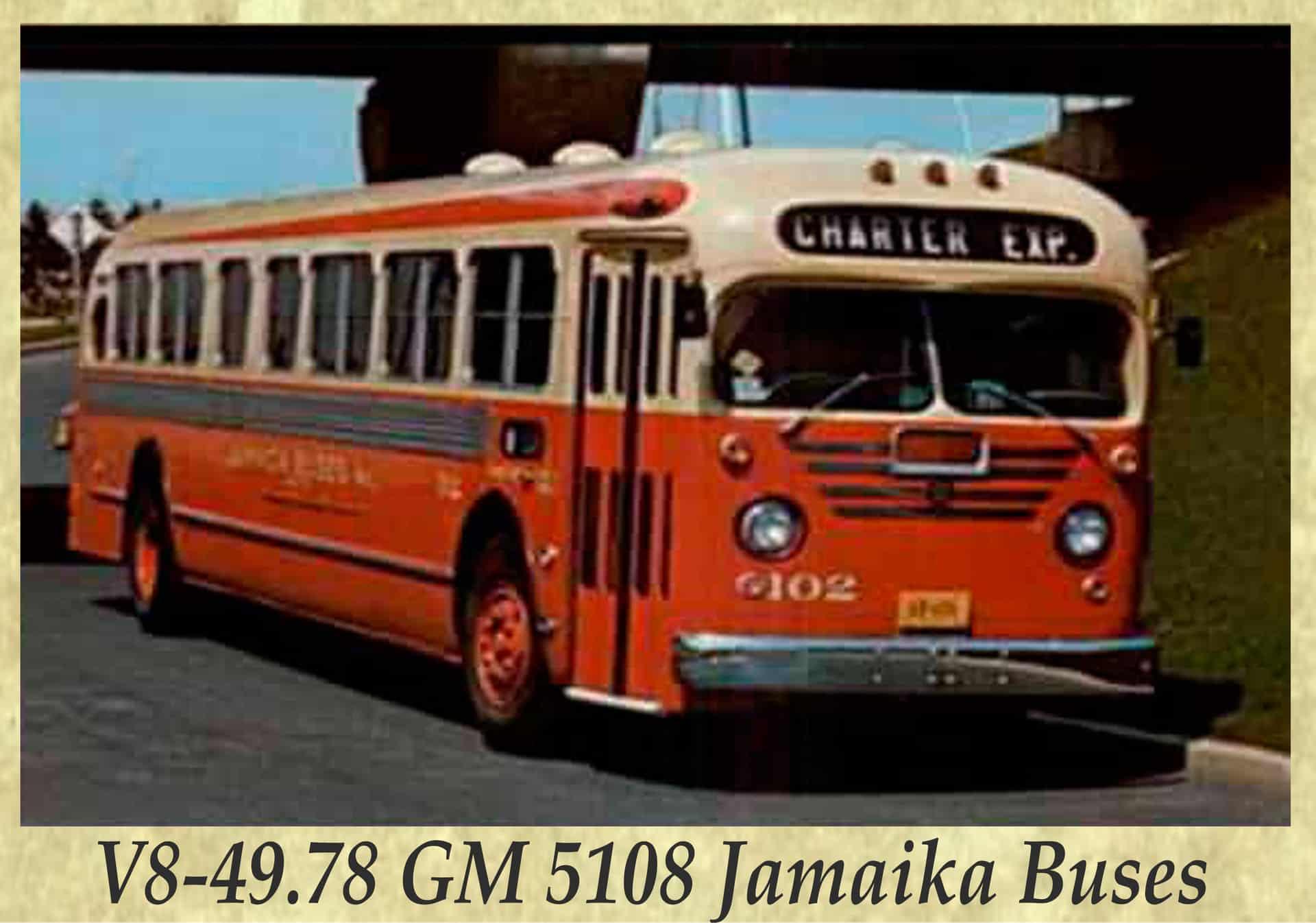 V8-49.78 GM 5108 Jamaika Buses