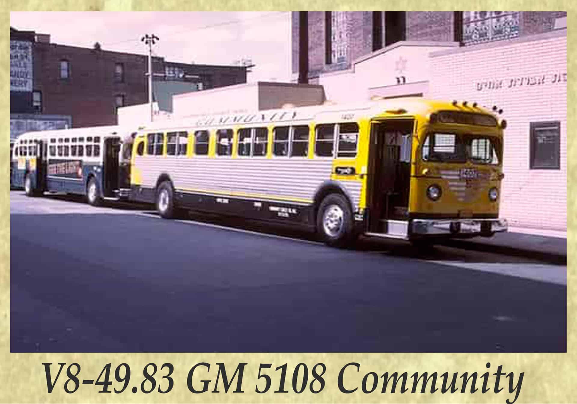 V8-49.83 GM 5108 Community