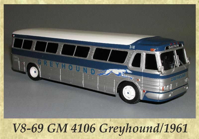 V8-69 GM 4106 Greyhound 1961