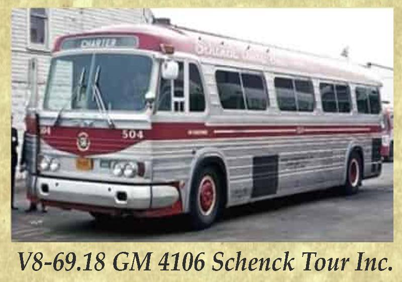 V8-69.18 GM 4106 Schenck Tour Inc.