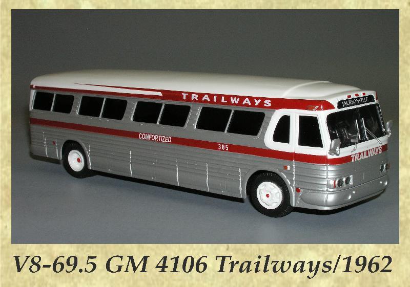 V8-69.5 GM 4106 Trailways 1962