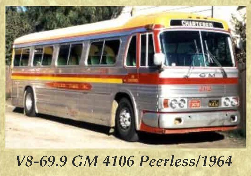 V8-69.9 GM 4106 Peerless 1964