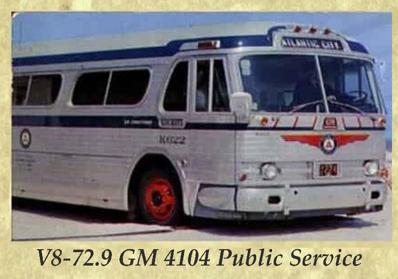 V8-72.9 GM 4104 Public Service