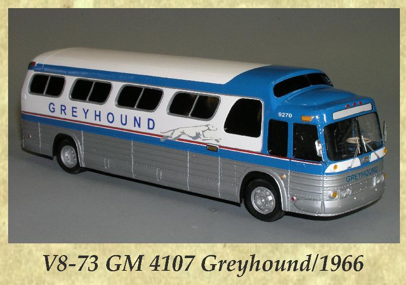 V8-73 GM 4107 Greyhound 1966