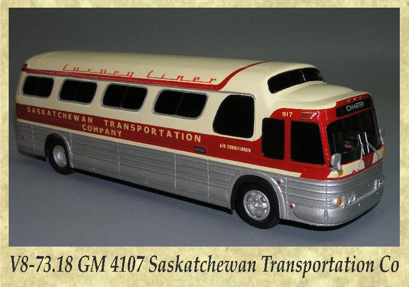 V8-73.18 GM 4107 Saskatchewan Transportation Co