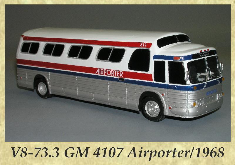 V8-73.3 GM 4107 Airporter 1968