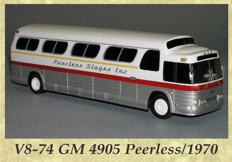 V8-74 GM 4905 Peerless 1970