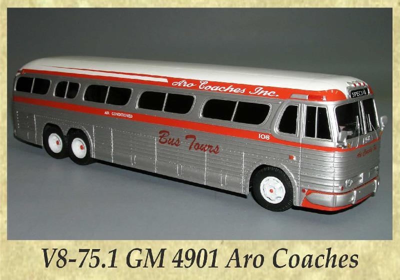 V8-75.1 GM 4901 Aro Coaches