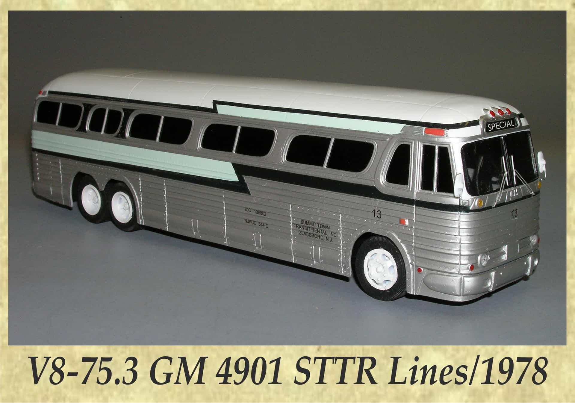 V8-75.3 GM 4901 STTR Lines 1978