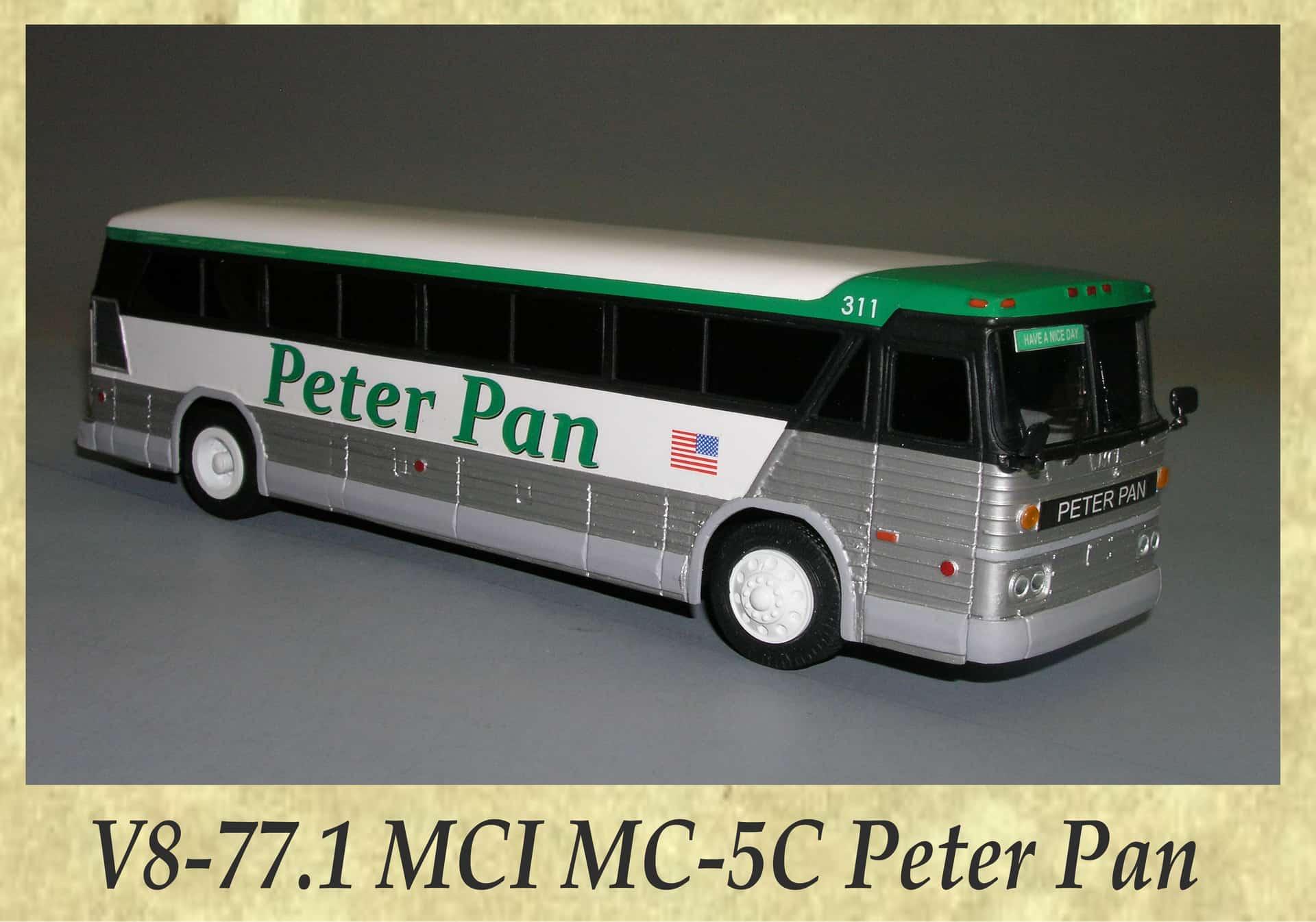 V8-77.1 MCI MC-5C Peter Pan