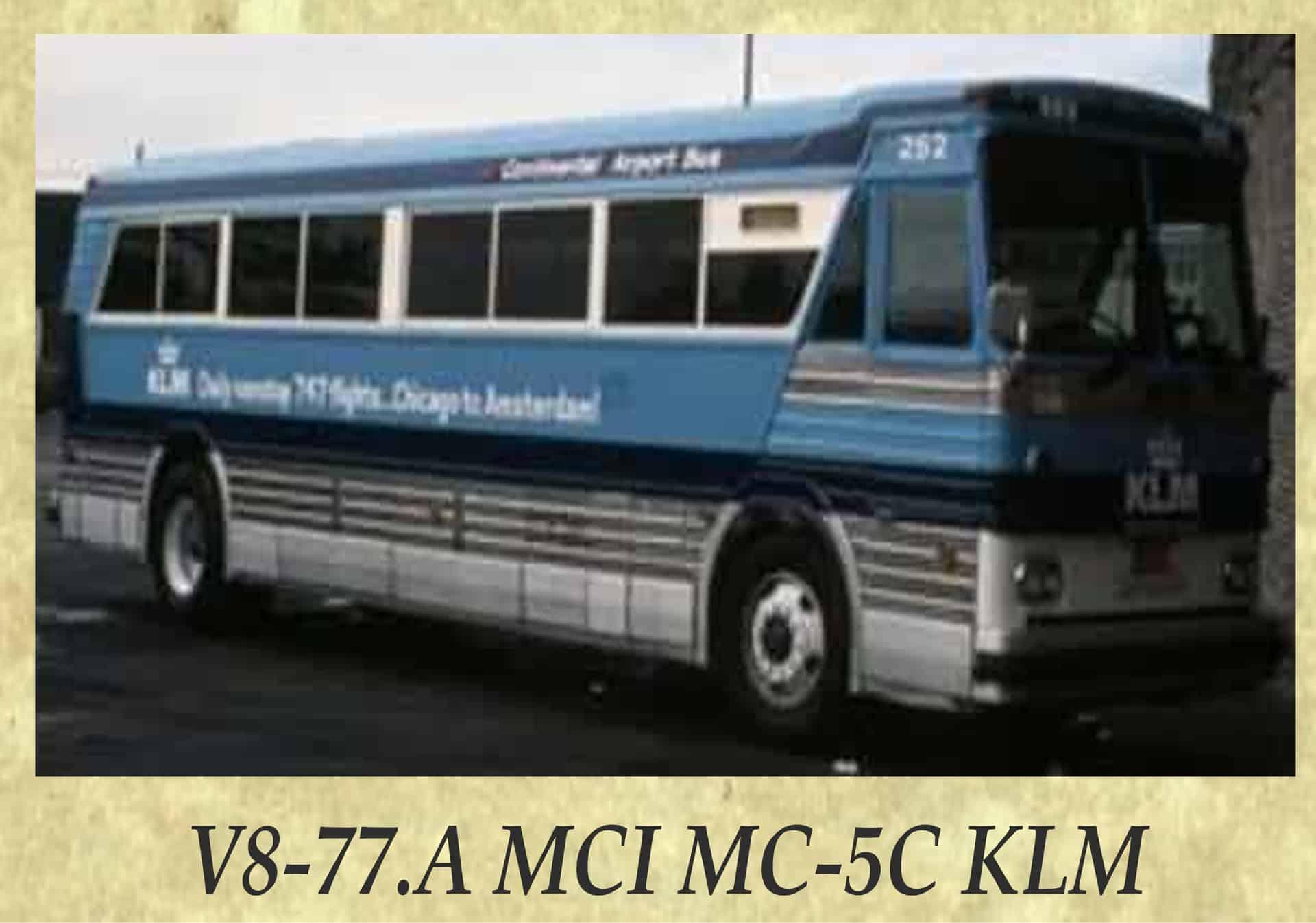 V8-77.A MCI MC-5C KLM