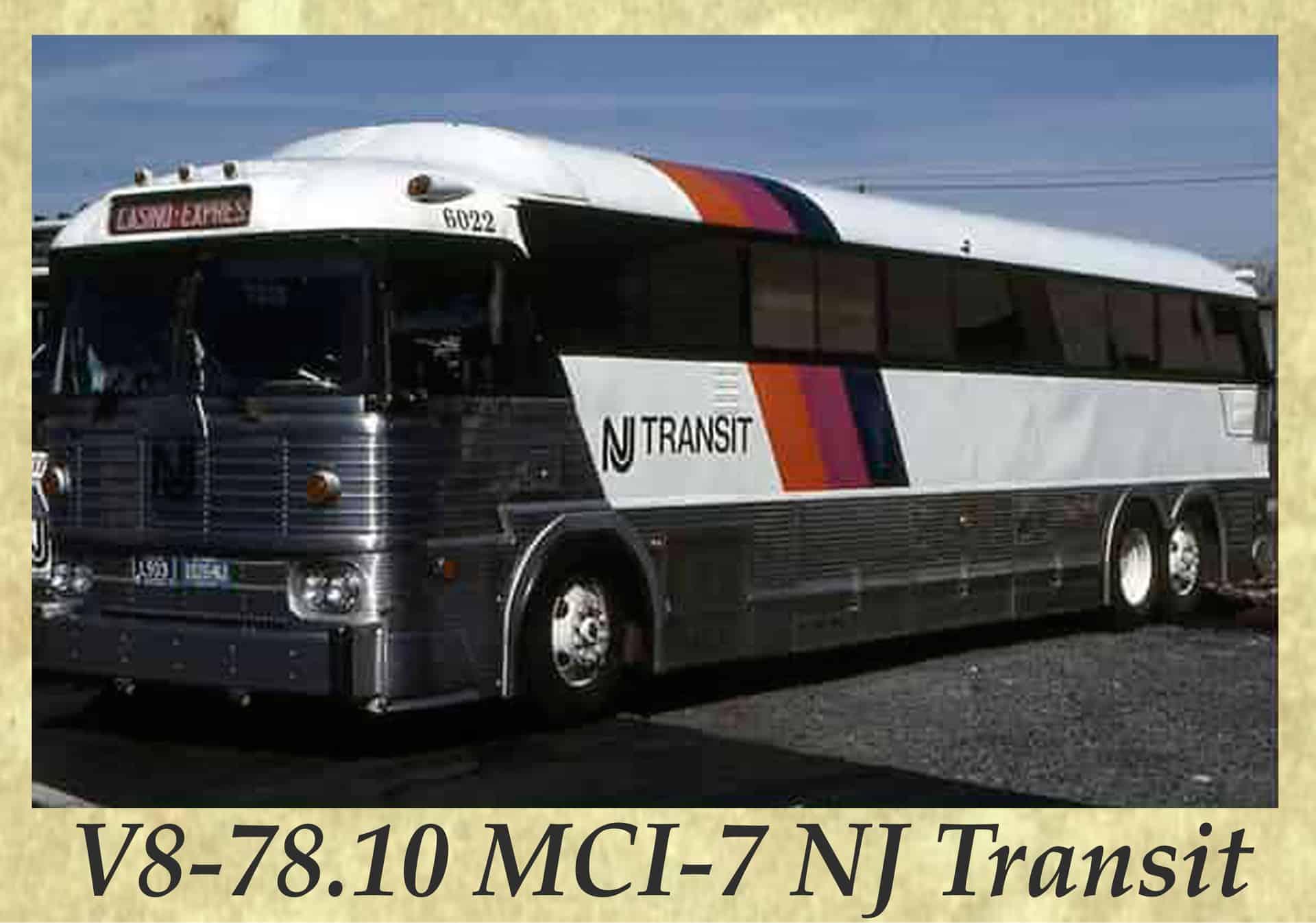 V8-78.10 MCI-7 NJ Transit