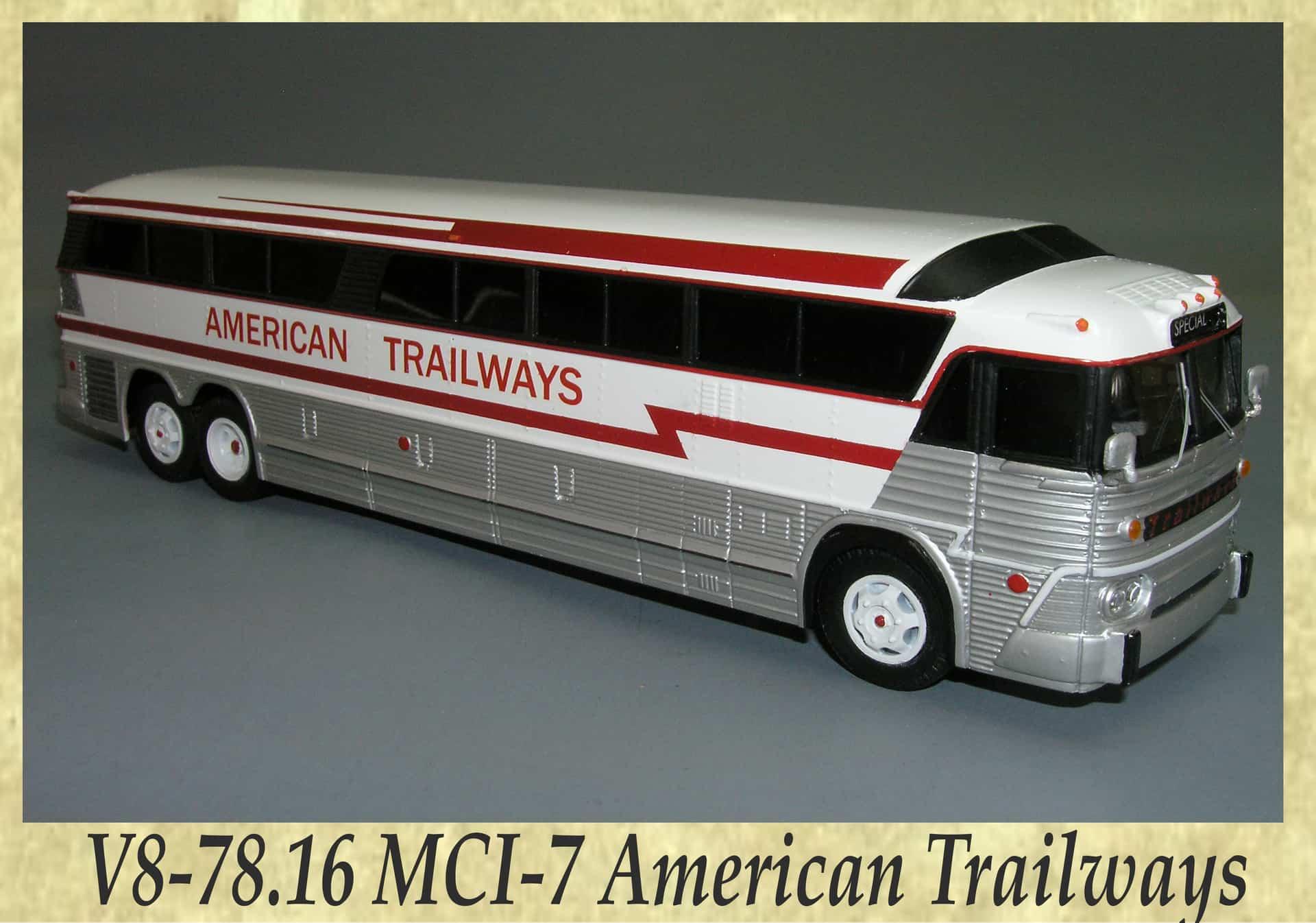 V8-78.16 MCI-7 American Trailways
