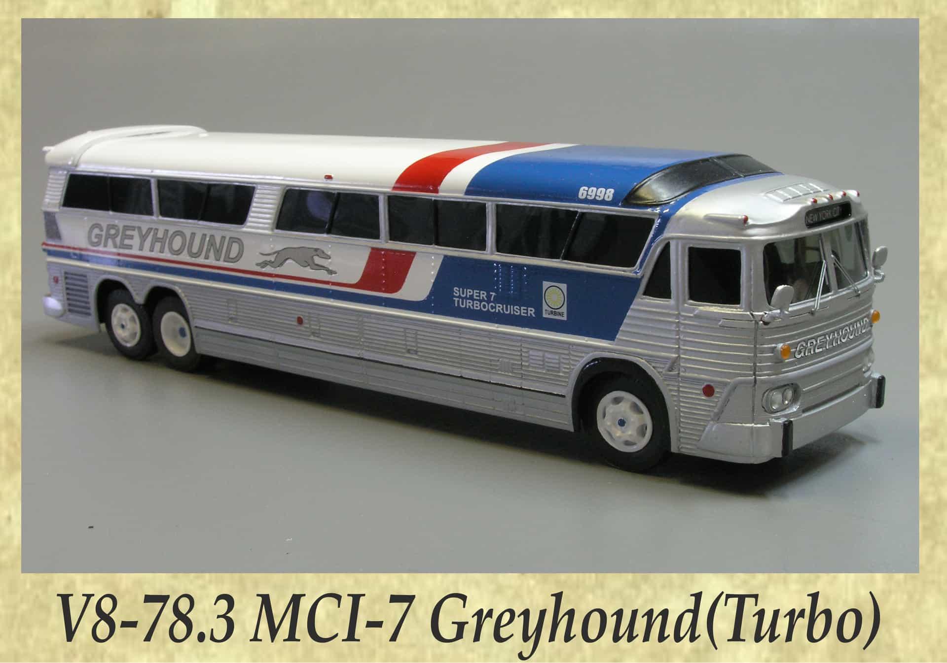 V8-78.3 MCI-7 Greyhound(Turbo)