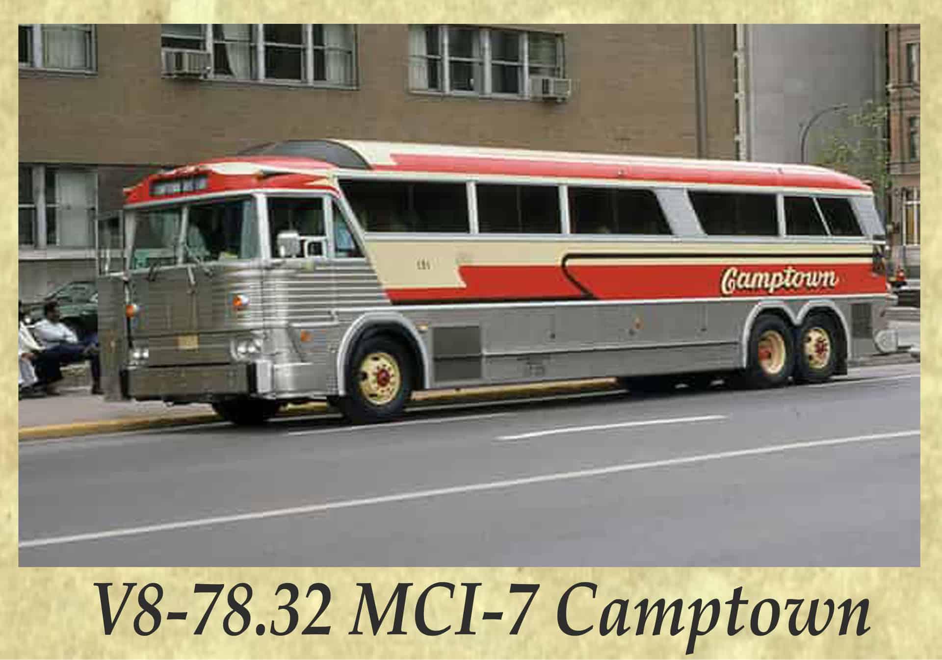 V8-78.32 MCI-7 Camptown