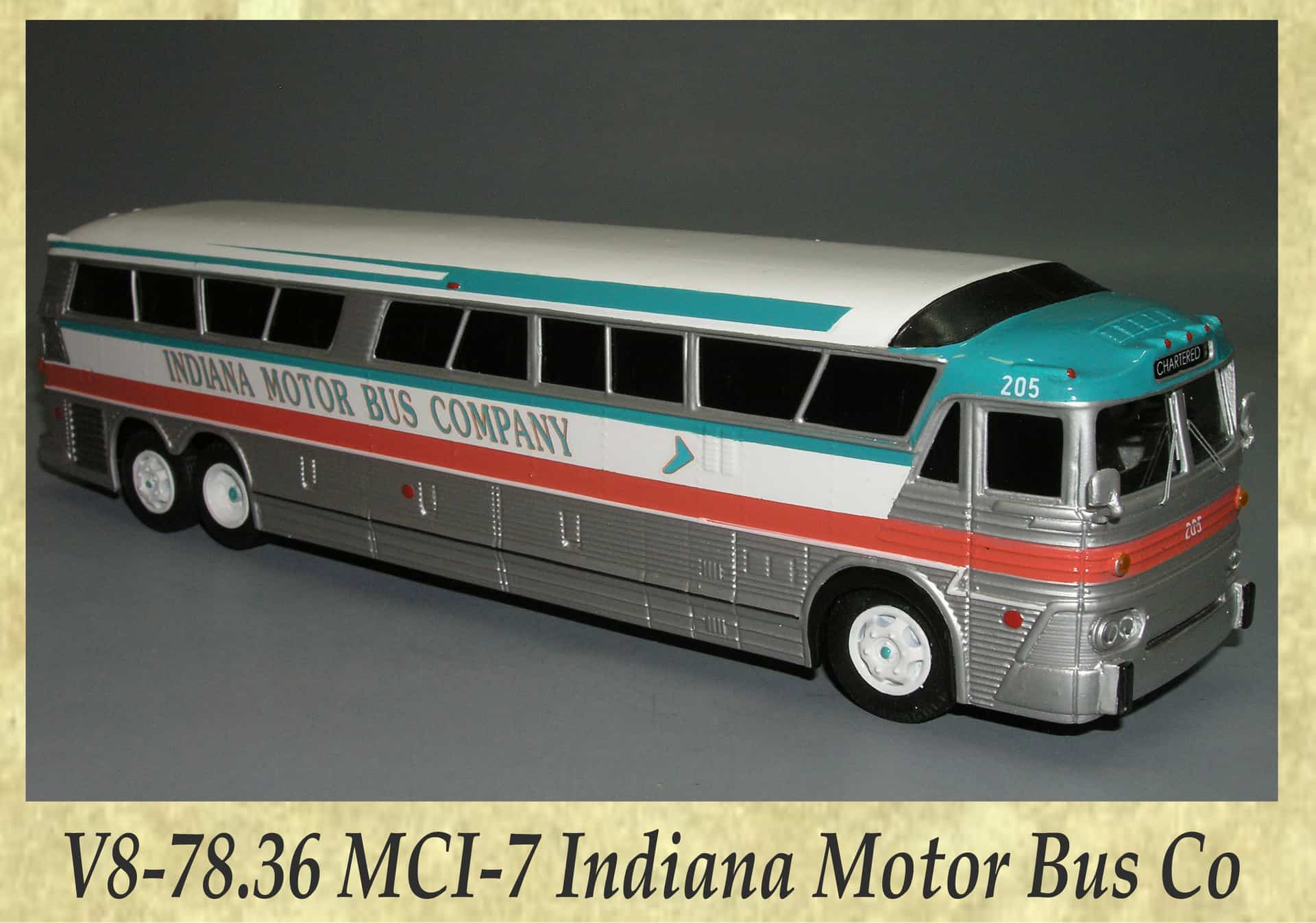 V8-78.36 MCI-7 Indiana Motor Bus Co