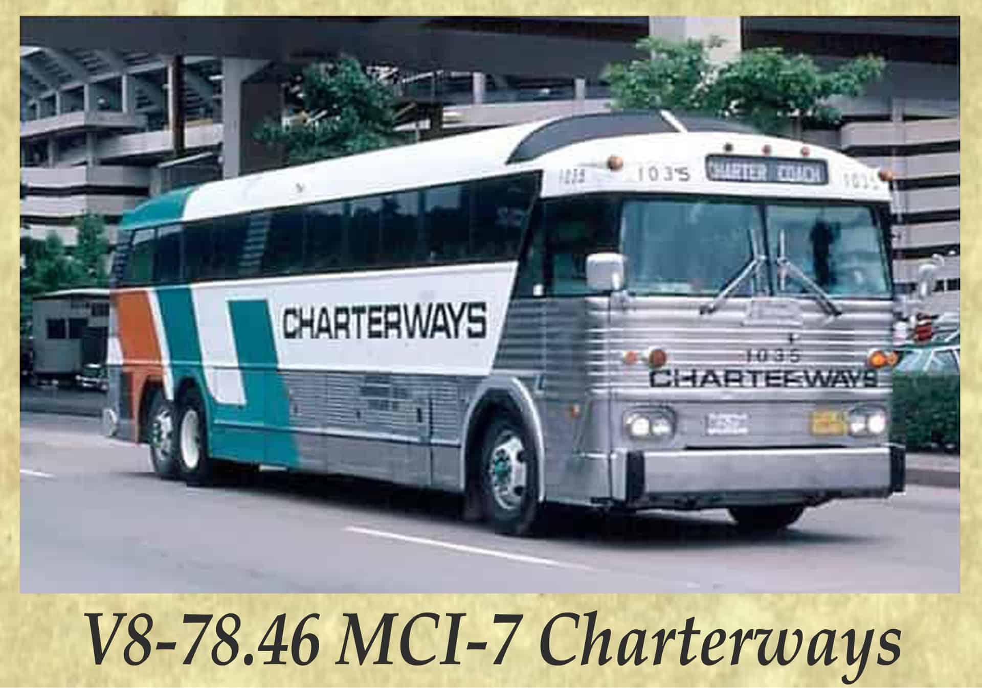 V8-78.46 MCI-7 Charterways
