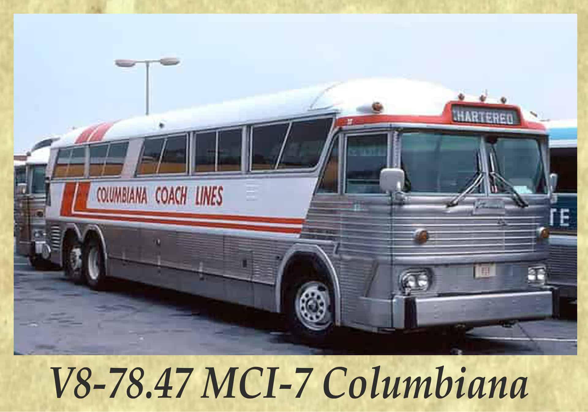 V8-78.47 MCI-7 Columbiana