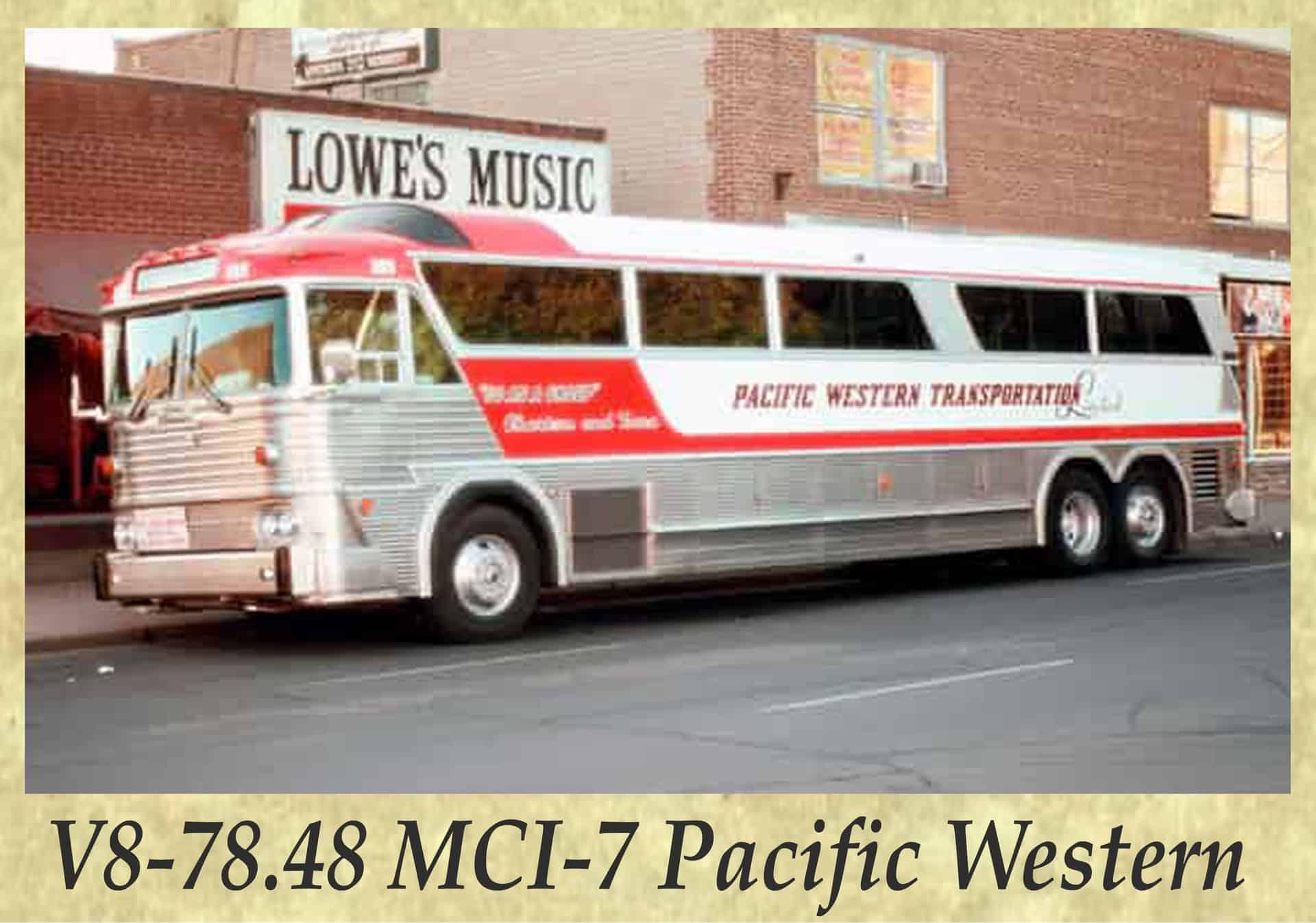V8-78.48 MCI-7 Pacific Western
