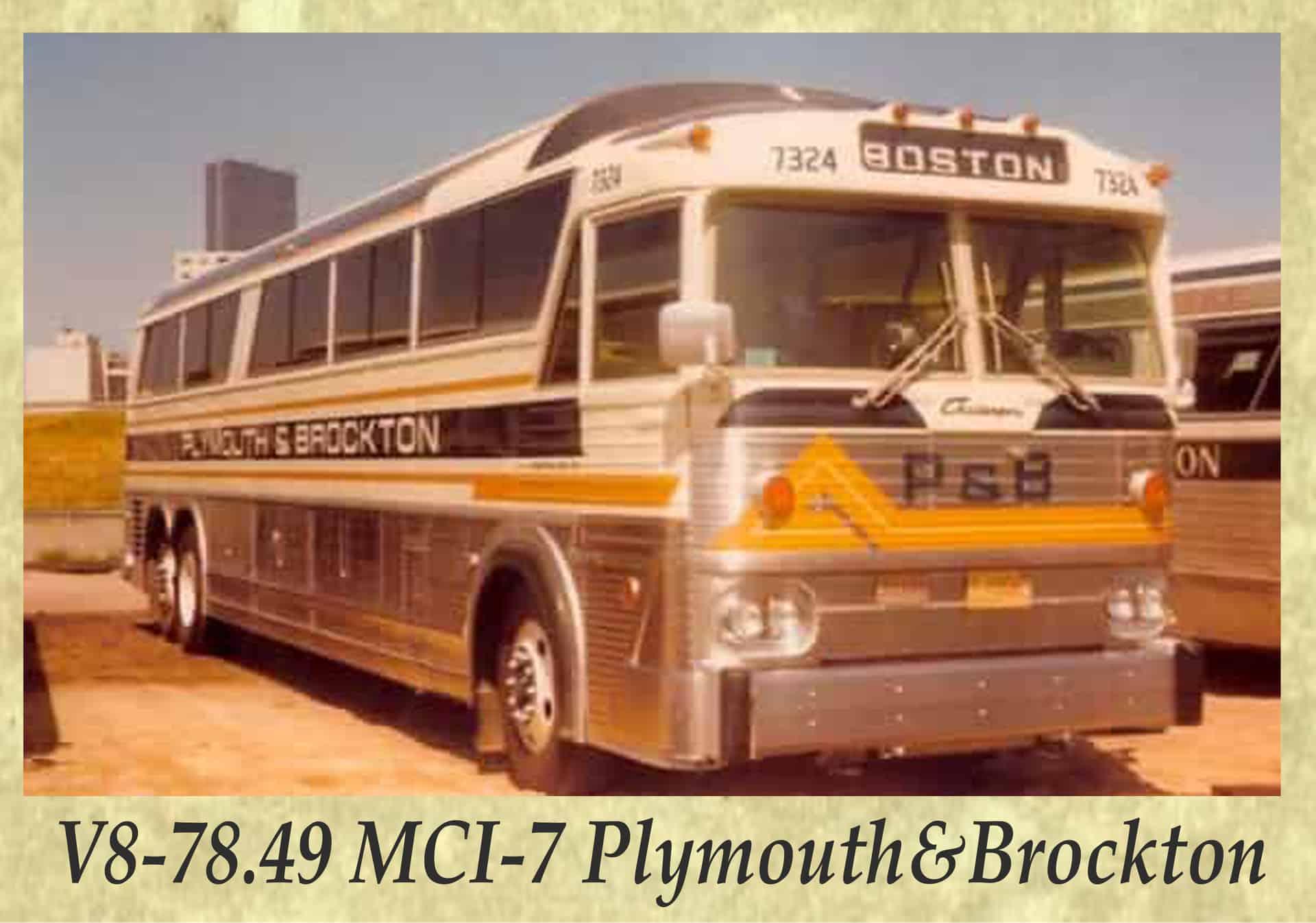 V8-78.49 MCI-7 Plymouth&Brockton