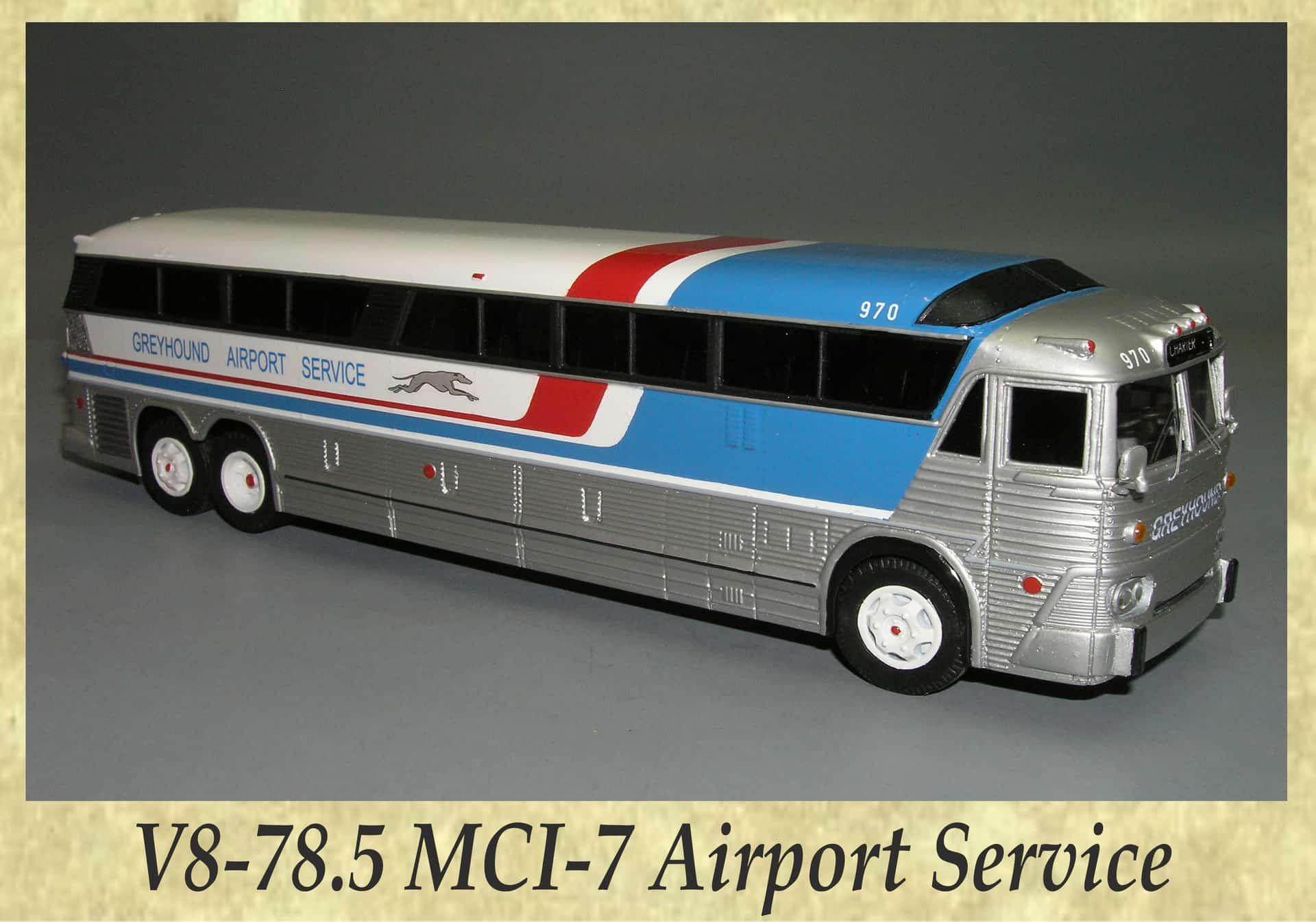 V8-78.5 MCI-7 Airport Service