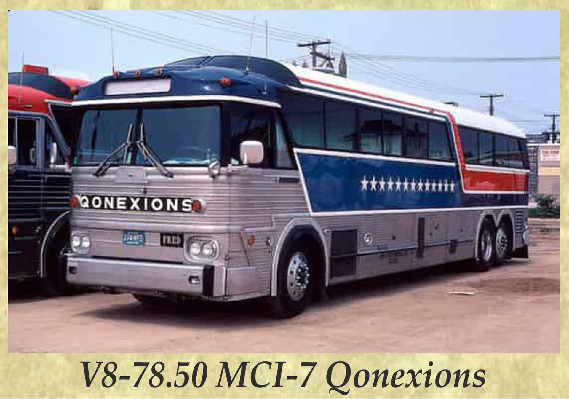 V8-78.50 MCI-7 Qonexions
