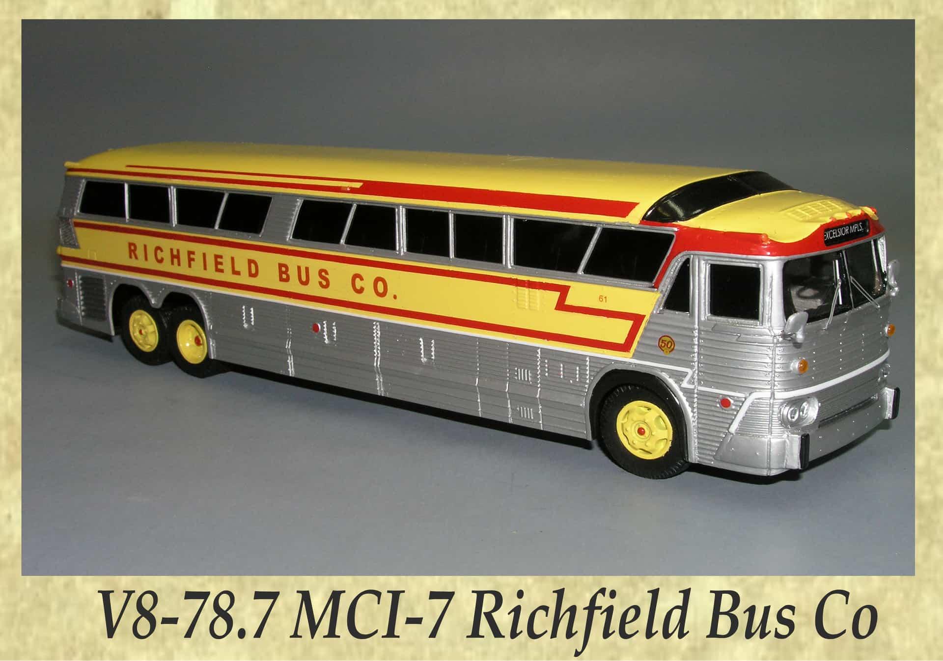 V8-78.7 MCI-7 Richfield Bus Co