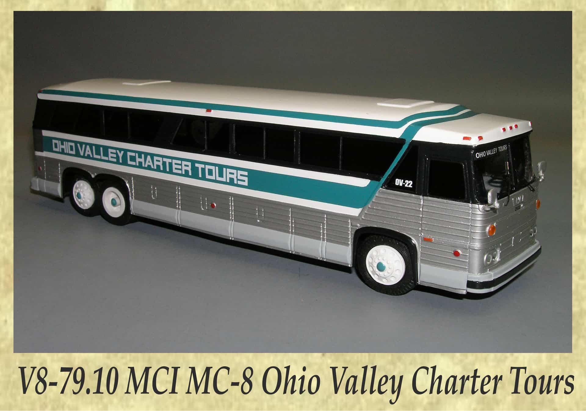 V8-79.10 MCI MC-8 Ohio Valley Charter Tours
