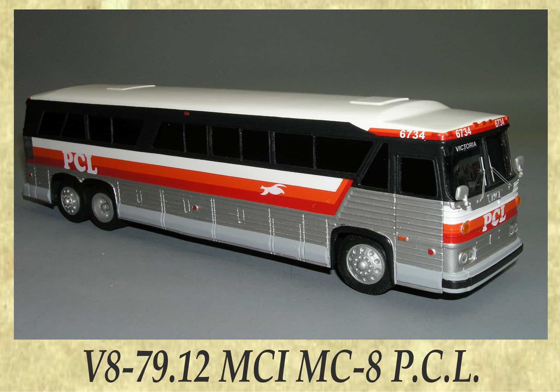 V8-79.12 MCI MC-8 P.C.L.