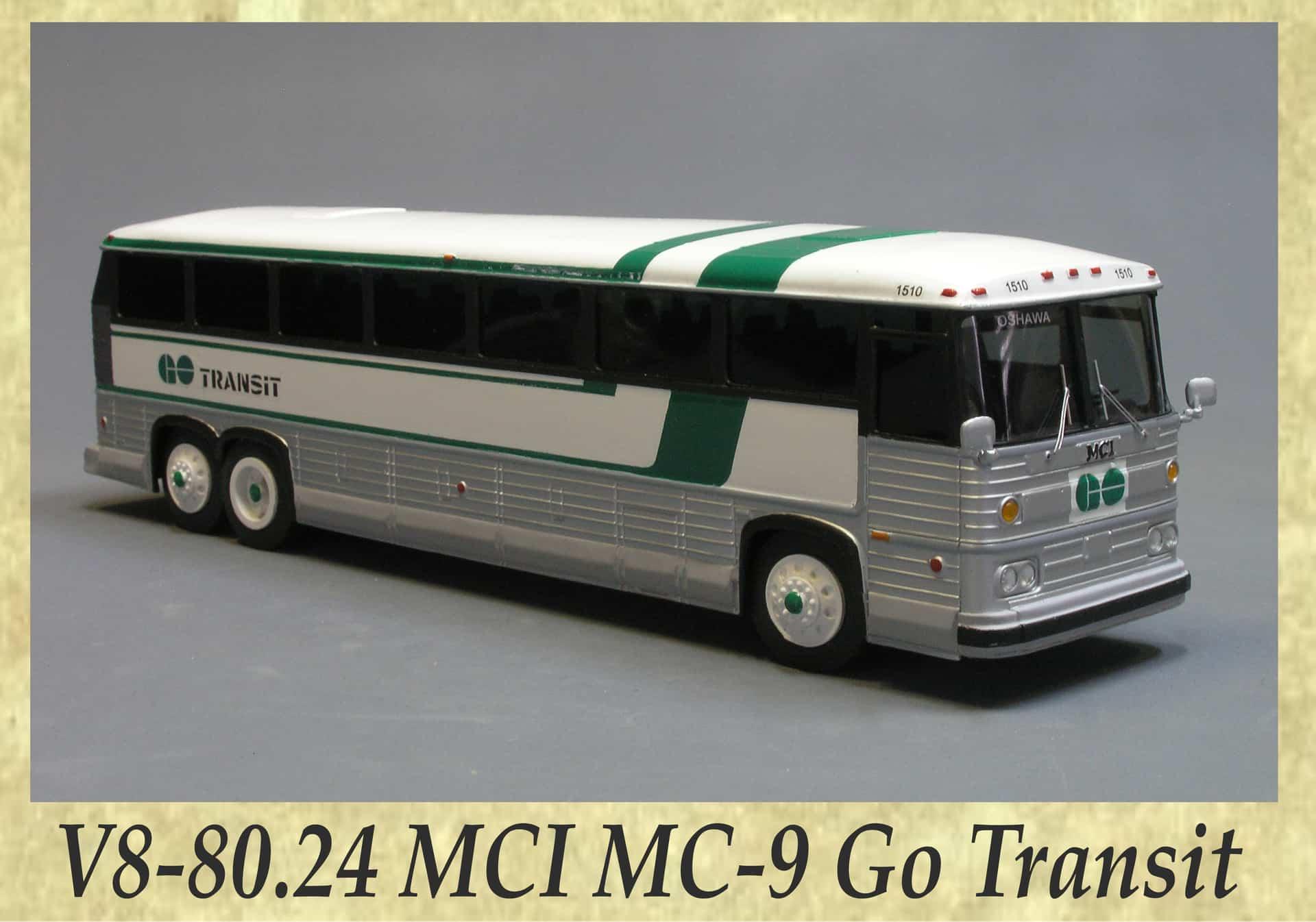 V8-80.24 MCI MC-9 Go Transit