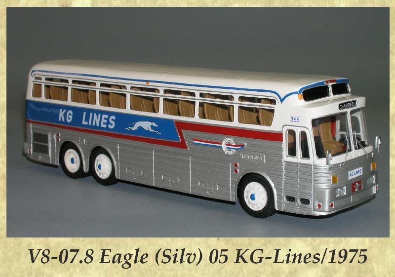 V8-07.8 Eagle (Silv) 05 KG-Lines 1975