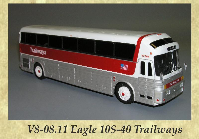 V8-08.11 Eagle 10S-40 Trailways