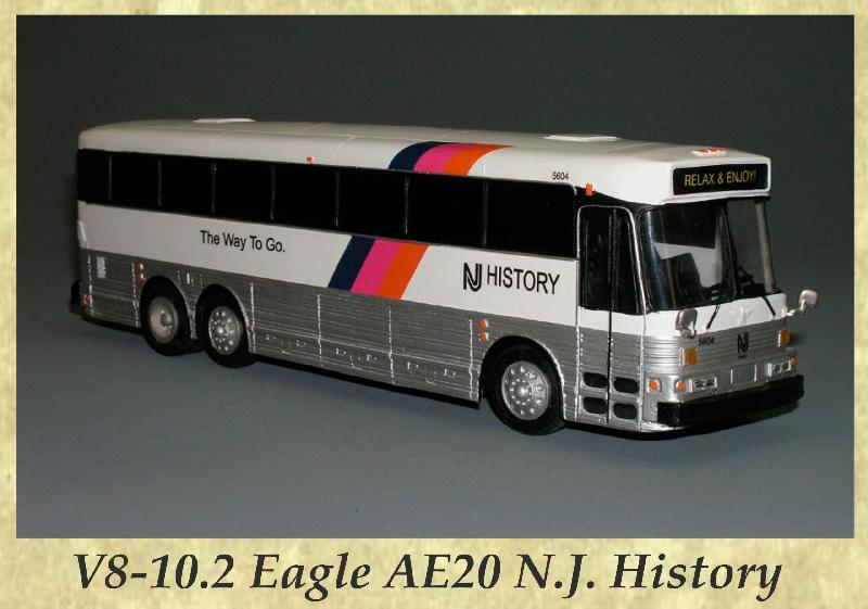 V8-10.2 Eagle AE20 N.J. History