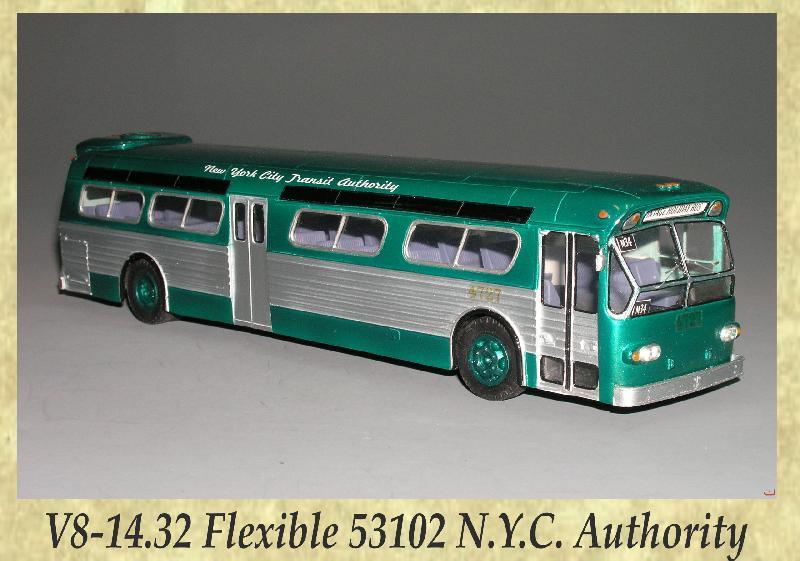 V8-14.32 Flexible 53102 N.Y.C. Authority