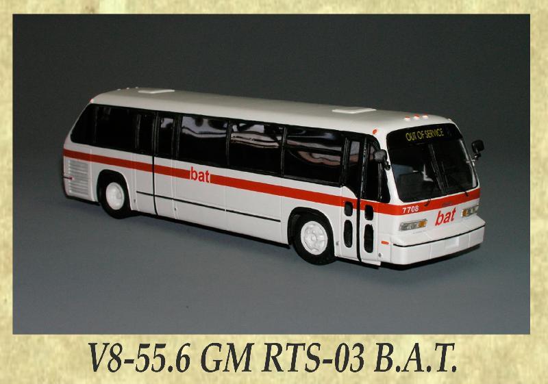 V8-55.6 GM RTS-03 B.A.T.