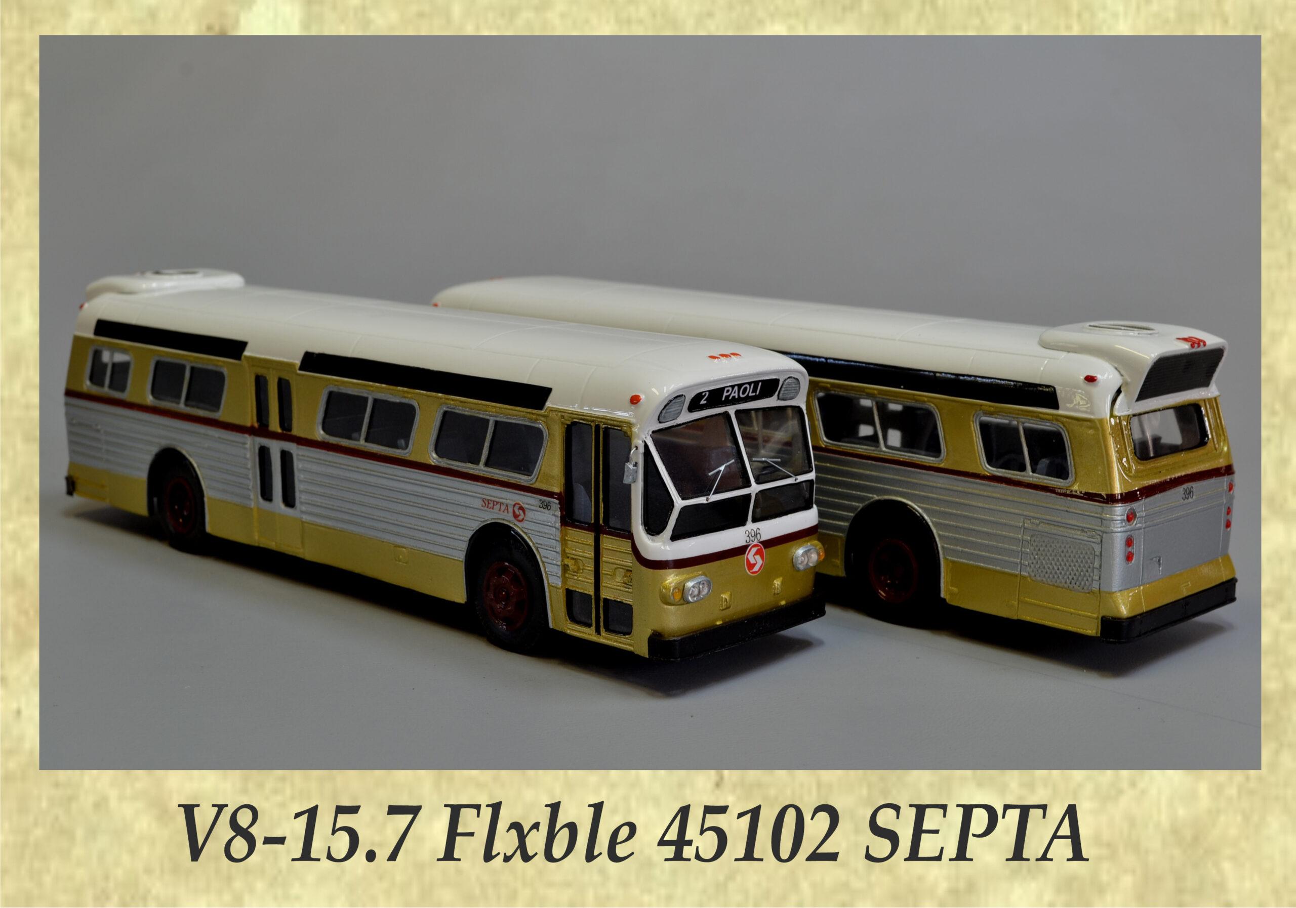V8-15.7 Flxble 45102 SEPTA