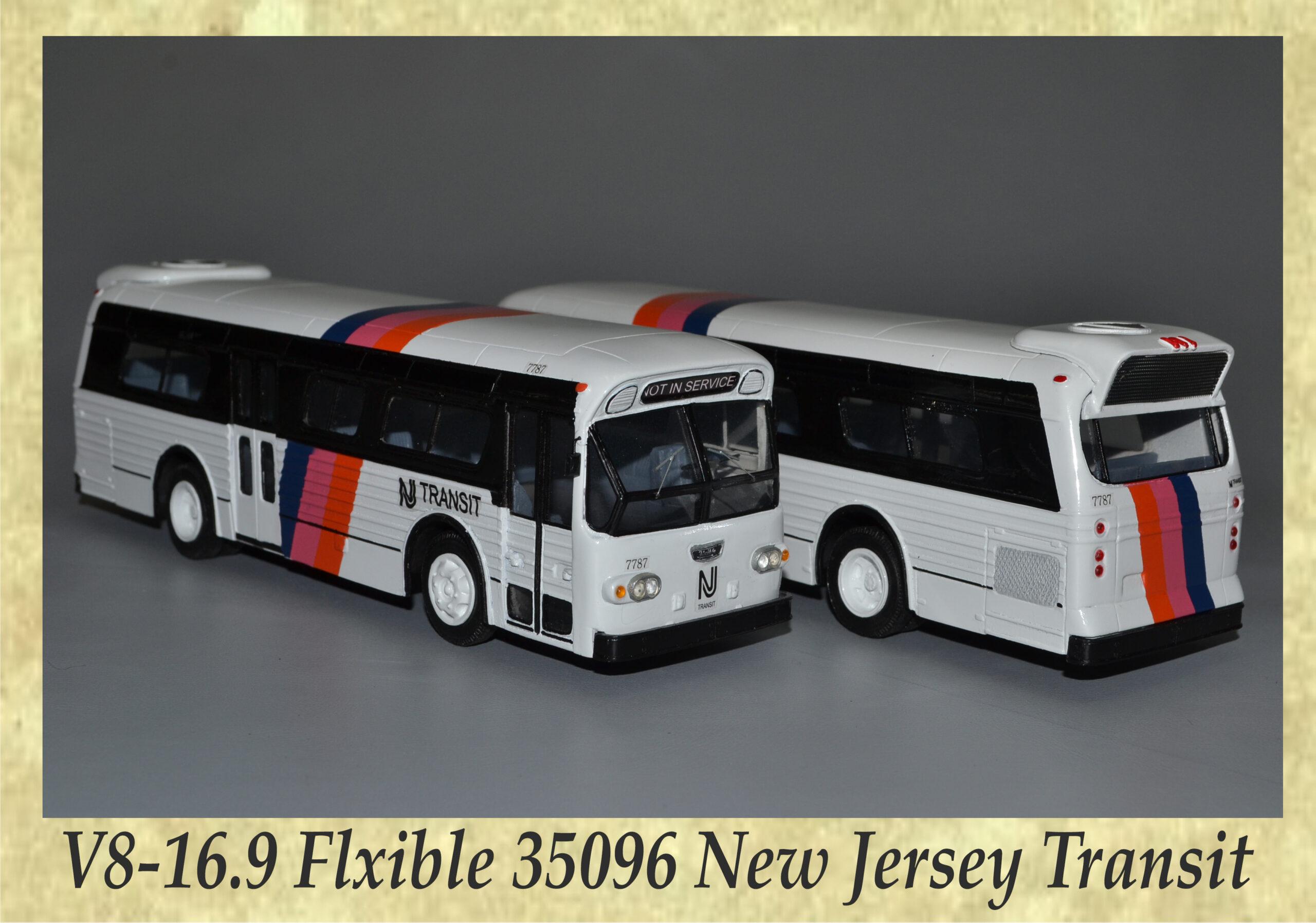 V8-16.9 Flxible 35096 New Jersey Transit