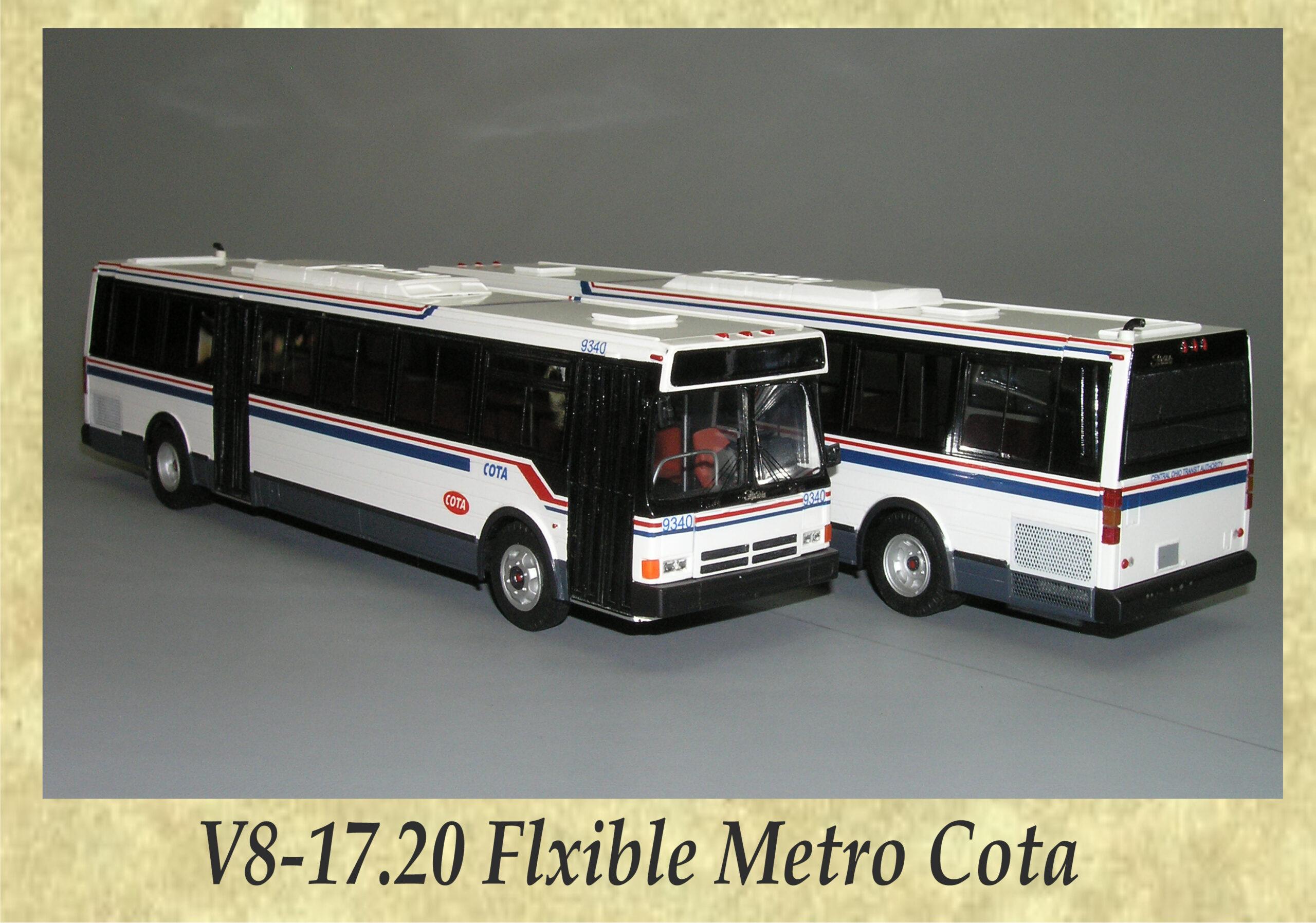 V8-17.20 Flxible Metro Cota
