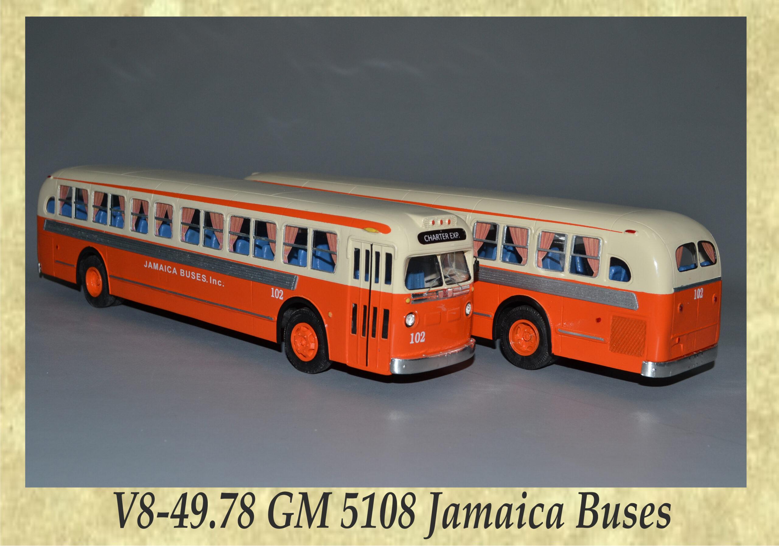 V8-49.78 GM 5108 Jamaica Buses